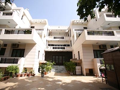 グループ会社 Relocation International India Private Limited が運営するサービスアパートメント