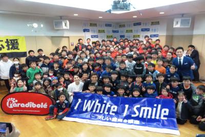 全国で歯磨き教室を開催