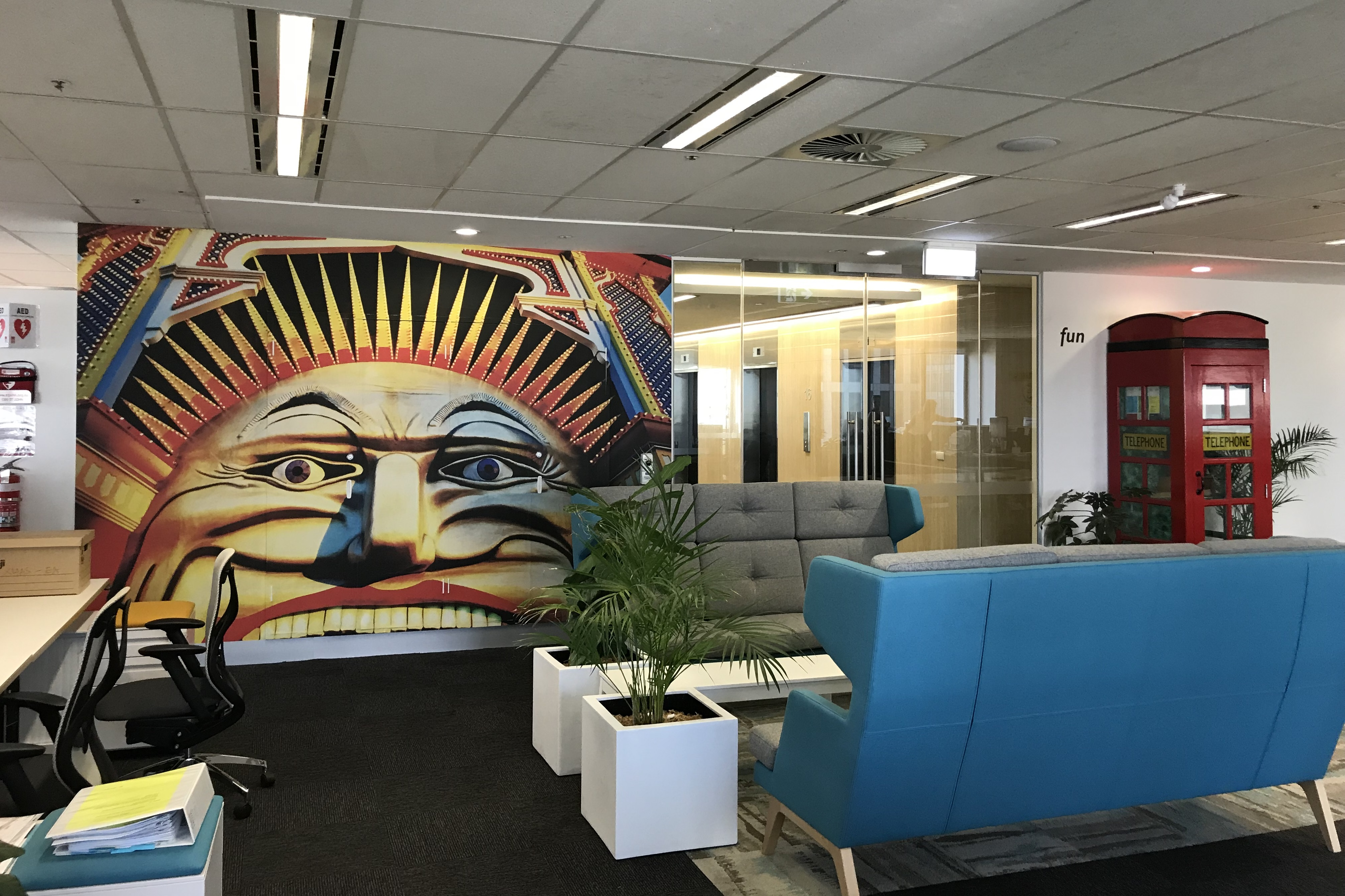DFP Recruitment Holdings Pty Ltdのメルボルンオフィス