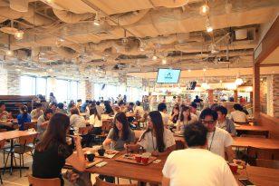 社員食堂「LaPyuta」
