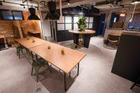 「カフェ空間」を演出した本社オフィス